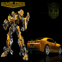 Transformers2 bumblebee wallpaper 8